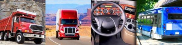 Heavy Vehicle Instrumentation