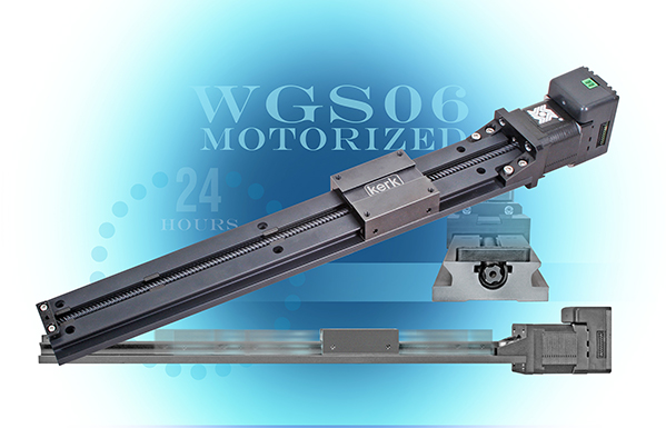 Haydon Kerk® Motion Solutions Releases New WGS Motorized Linear Stages