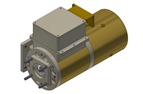 PARKER Aerospace Selects AMETEK PDS for TX Hydraulic Pump Motor